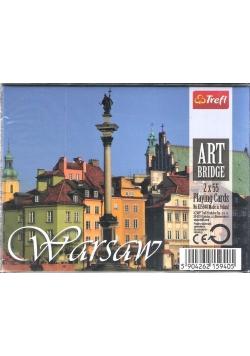Karty - Art Bridge - Warsaw TREFL