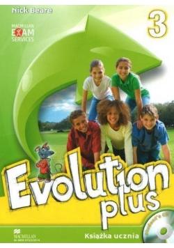 Evolution Plus 3 SB MACMILLAN