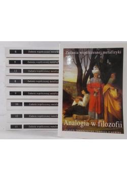 Zadania Współczesnej Metafizyki zestaw  9 tomów(od 5 do 13