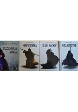 Trylogia Czarnego Maga, zestaw 4 książek