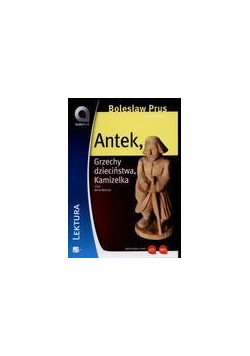 Antek, Grzechy dzieciństwa, Kamizelka Audiobook