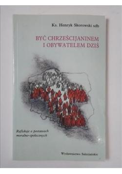 Być chrześcijaninem i obywatelem dziś