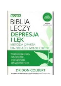 Biblia leczy.Depresja i lęk