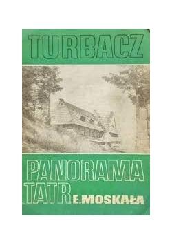 Turbacz panorama Tatr