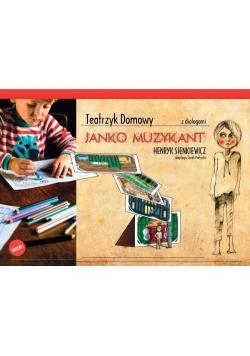 Teatrzyk domowy Janko Muzykant