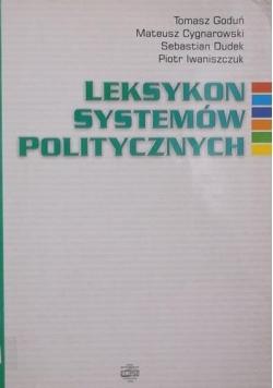 Leksykon systemów politycznych