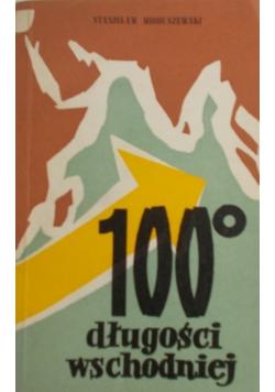 100 długości wschodniej