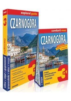 Explore! guide Czarnogóra 3w1
