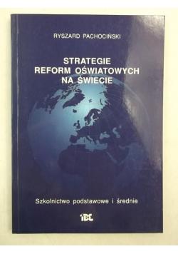 Strategie reform oświatowych na świecie