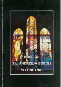 Kościół św. Andrzeja Boboli  Londynie