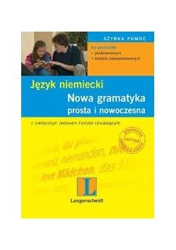 Język niemiecki.Nowa gramatyka, prosta i nowoczesna