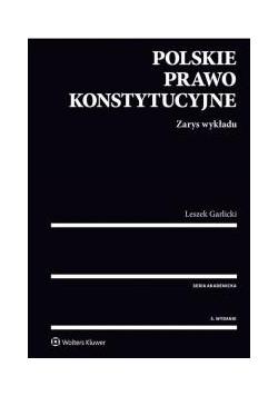 Polskie prawo konstytucyjne. Zarys wykładu w.5