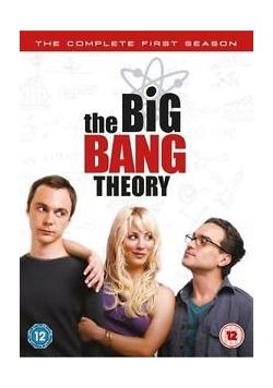 The Big Bang Theory, płyta DVD