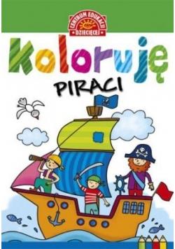 Koloruję. Piraci