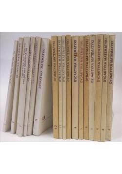 Dydaktyka matematyki, 18 książek