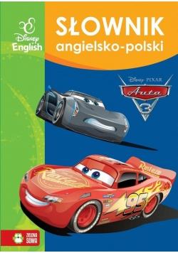 Słownik angielsko-polski. Auta 3. Disney