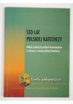 Sto lat polskiej katechezy