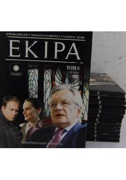 Ekipa , Odcinki 1-13 CD