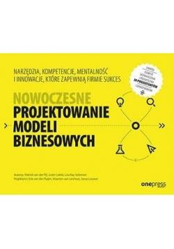 Nowoczesne projektowanie modeli biznesowych