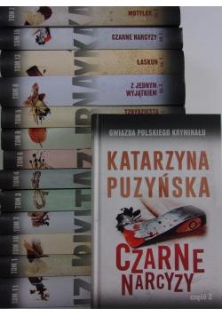 Gwiazda Polskiego Kryminału, tom 1 - 16