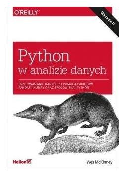 Python w analizie danych