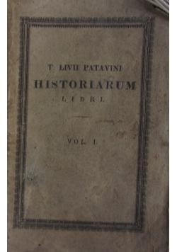 Historiarum libri, 1825 r.