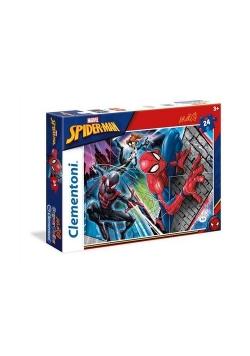 Puzzle maxi SuperColor Spider-Man 24