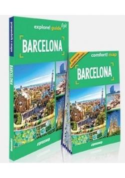 Explore! guide light Barcelona wyd.2018