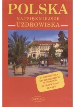 Polska Najpiękniejsze Uzdrowiska