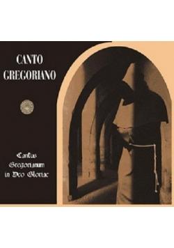 Cantus Gregorianum In Deo Gloriae CD