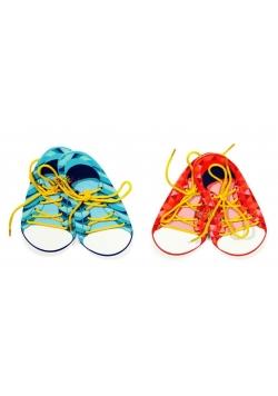 Sznurowanka - Sam sznuruję buty! różne rodzaje