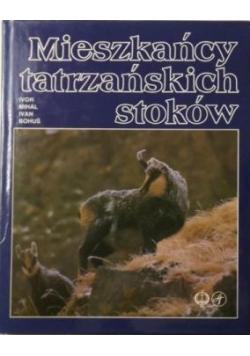 Mieszkańcy tatrzańskich stoków