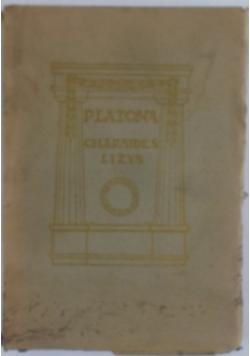 Charmides Lizys, 1937 r.