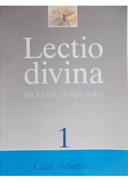 Lectio Divina na każdy dzień roku, t. I:  Czas Adwentu