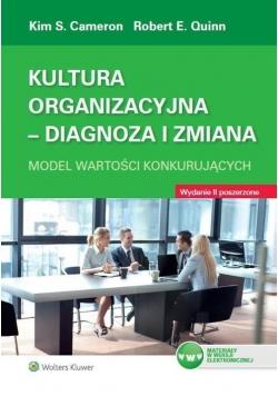 Kultura organizacyjna. Diagnoza i zmiana