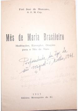 Mes de Maria Brasileiro
