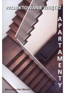 Projektowanie wnętrz. Apartamenty