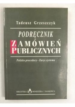 Podręcznik zamówień publicznych
