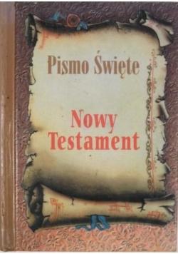 Pismo Święte: Nowy Testament
