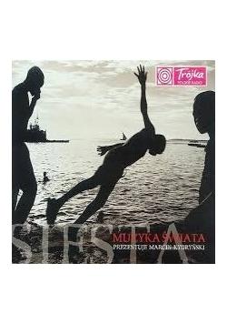 Siesta muzyka świata, płyta CD
