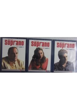 Rodzina Soprano, tom 17, 19-20, dvd