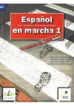 Espanol en marcha 1 ćwiczenia