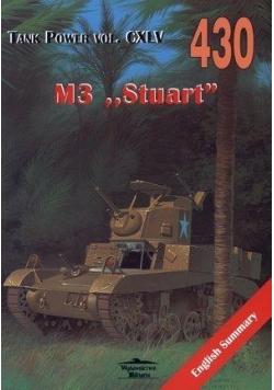M3 Stuart. Tank Power vol. CXLV 430
