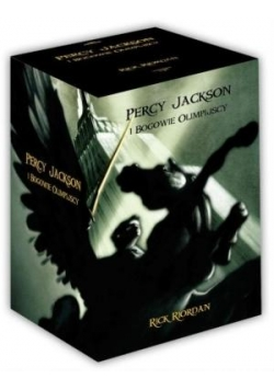 Percy Jackson i Bogowie Olimpijscy. Pakiet