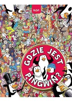 Gdzie jest pingwin?