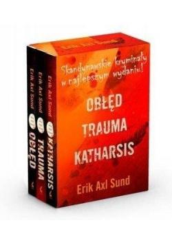 Obłęd/Trauma/Katharsis. Trylogia pakiet