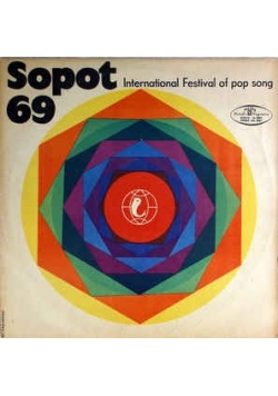 Sopot 69', International Festival of pop song, vinyl