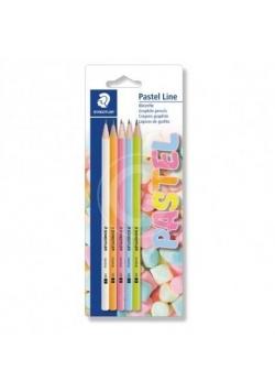 Ołówek HB Pastel 5 sztuk STAEDTLER