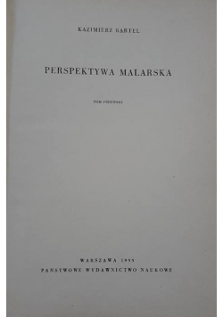 Perspektywa malarska