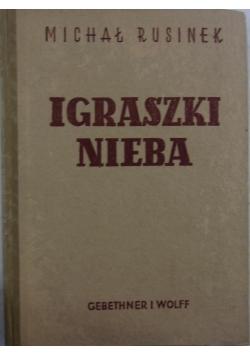 Igraszki Nieba, 1948r.
